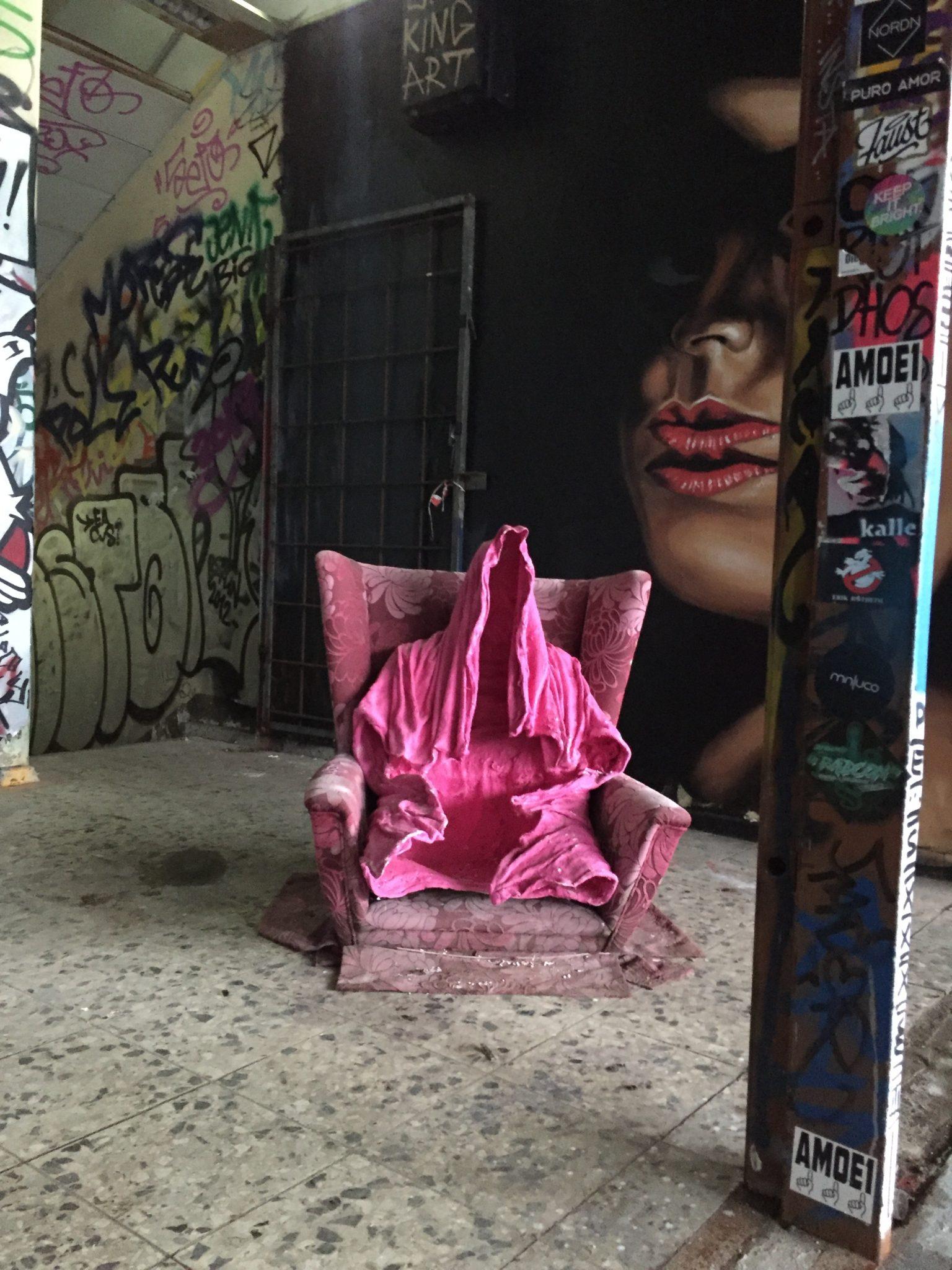 Streetart in Berlijn