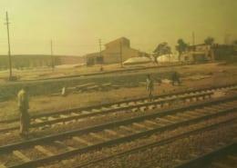 India per trein