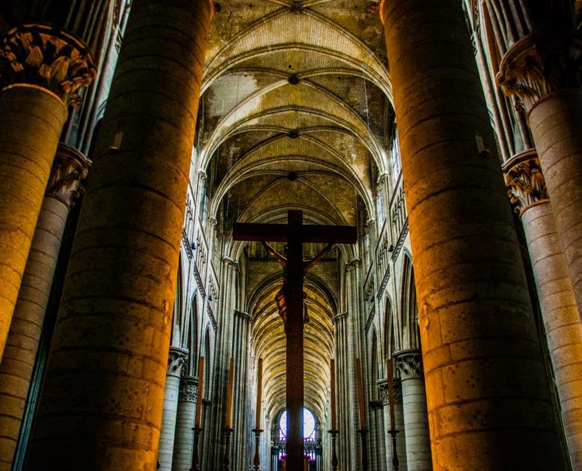 Ook de Somme: de kathedraal van Rouen