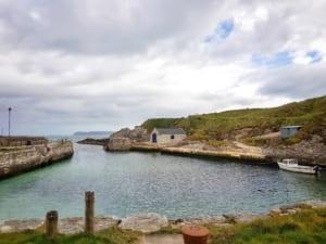 Haventje van Ballintoy
