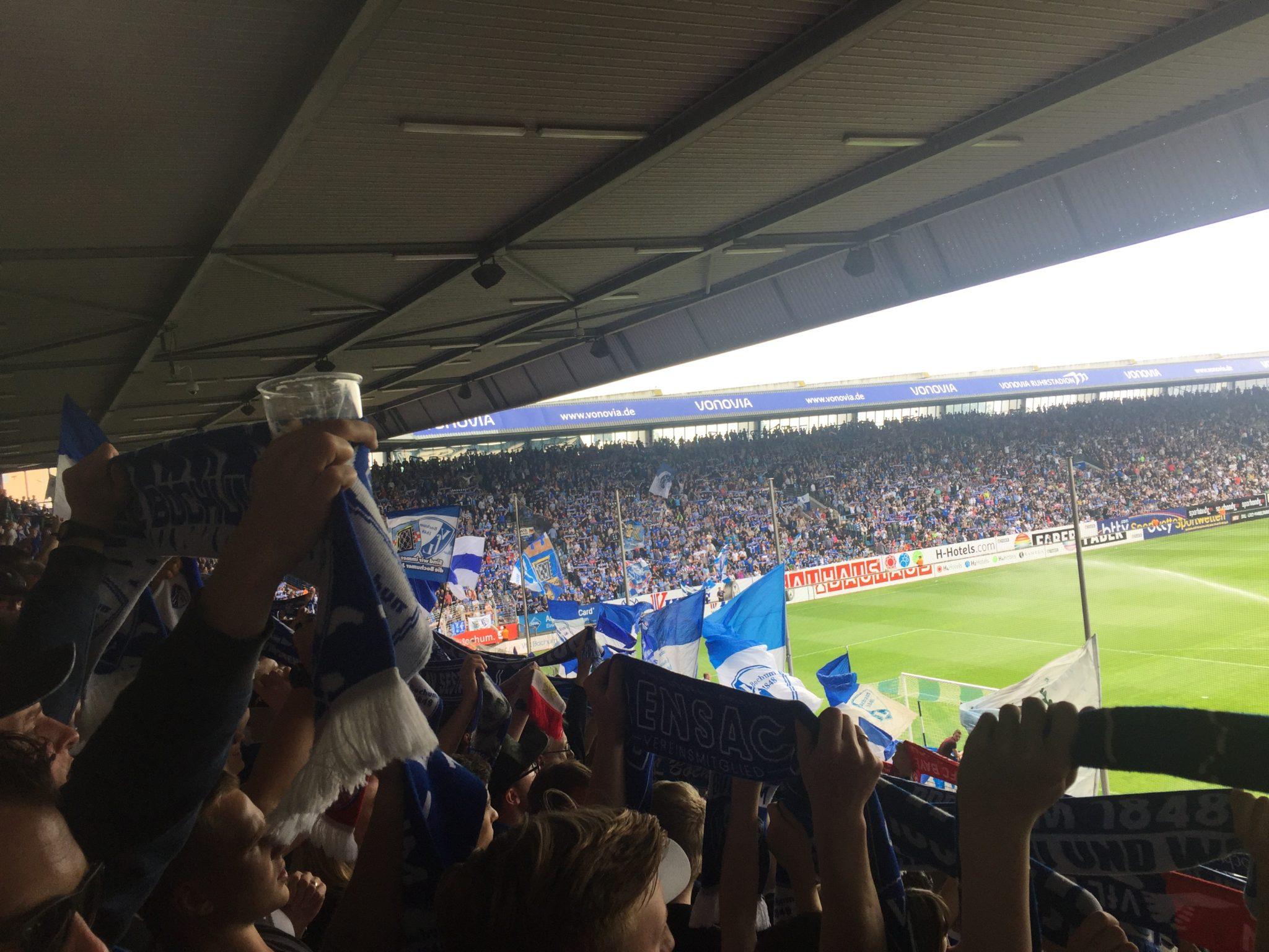 Ruhrstadion - Vfl Bochum
