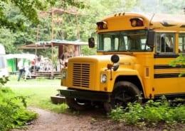 Camping de Lievelinge: bus