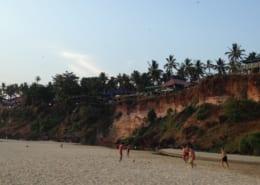 Verkala strand