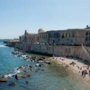 Syracusa - stad met strand
