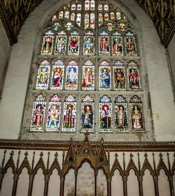 In de Canterbury Cathedral