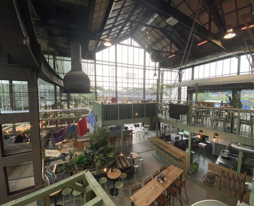 Het Tilburgse antwoord op de Markthal: Gourmet Market