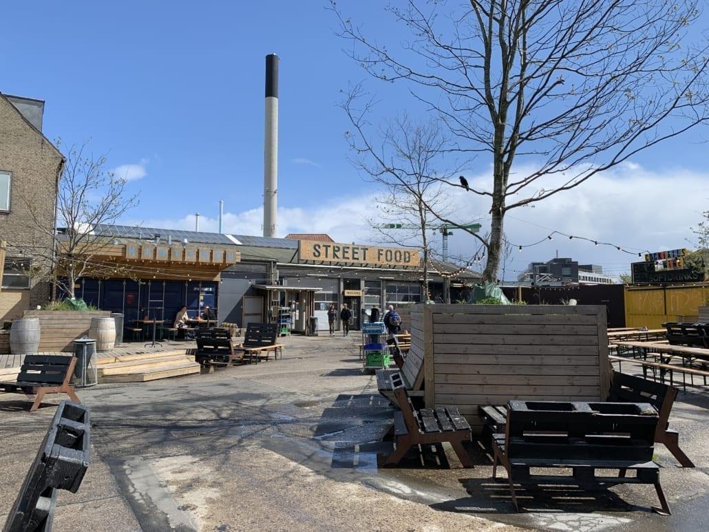 Aarhus Street Food.
