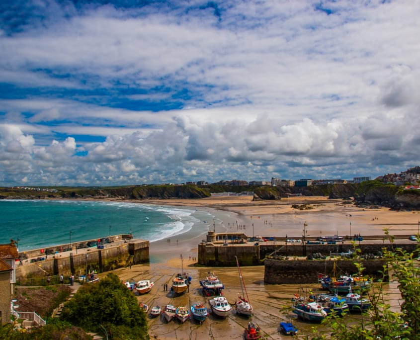 Newquay haven
