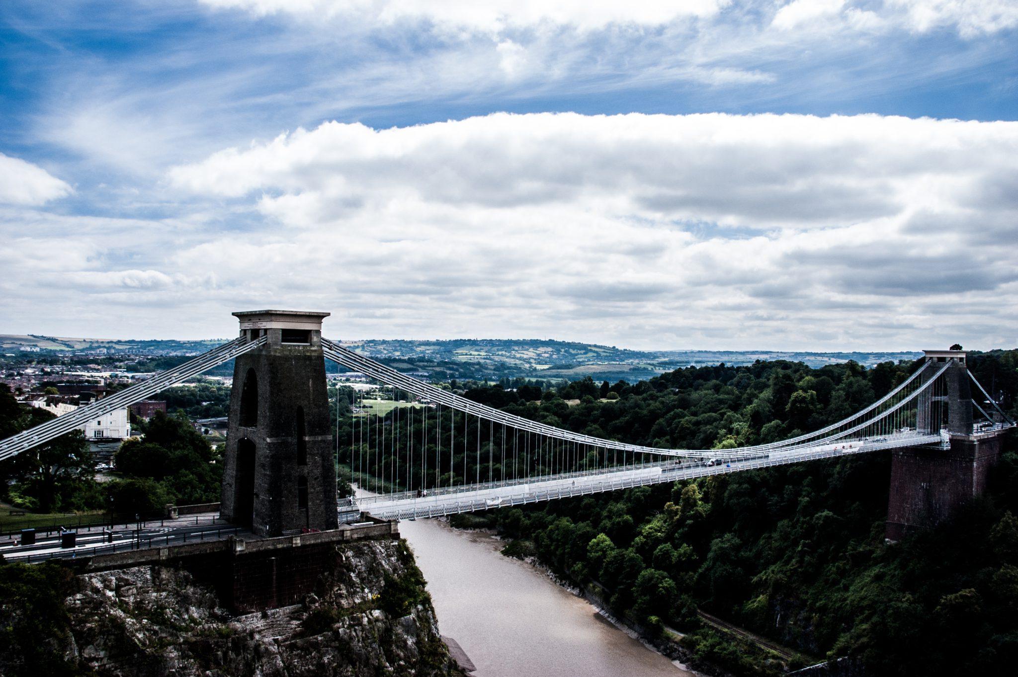 Bristol: Clifton suspension Bridge