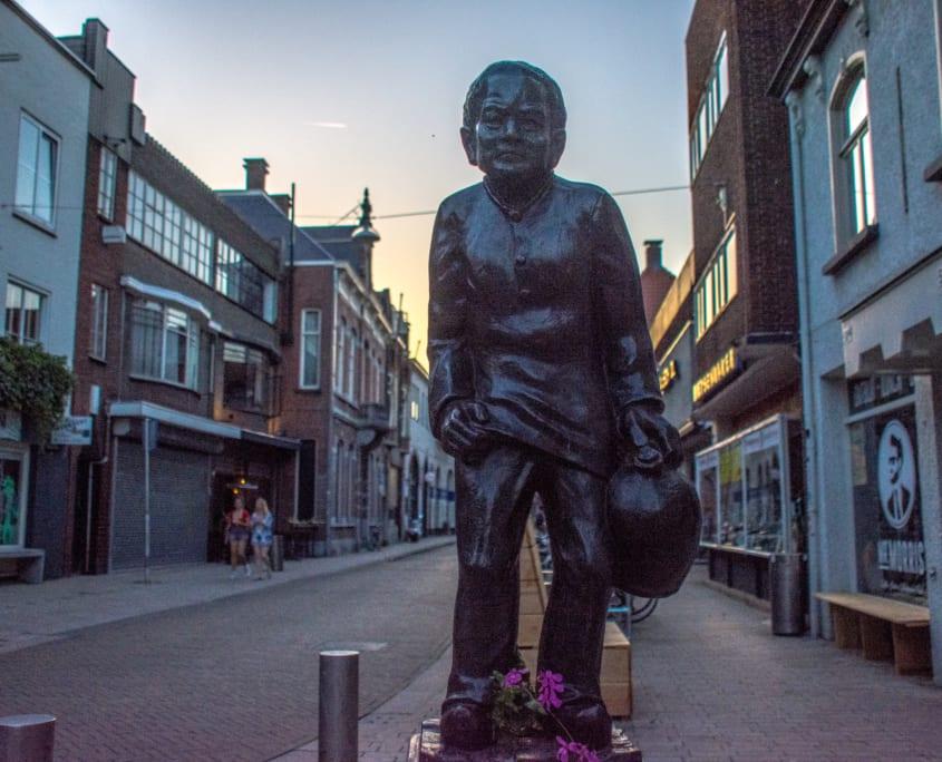 De Kruikenzeiker, symbool van carnaval in Tilburg