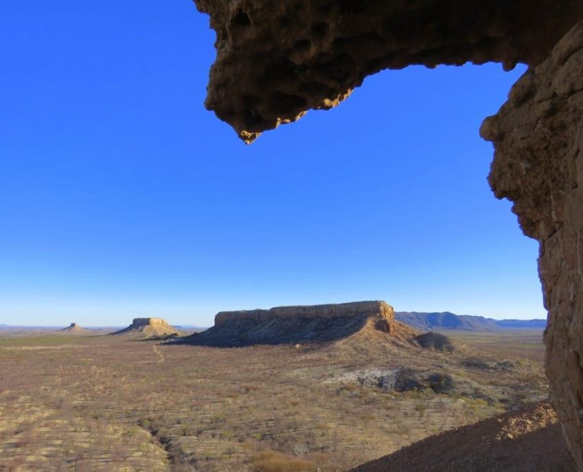 Monument Valley lookalike - Ugab Terraces