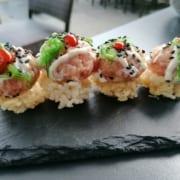 Krokante sushi @ Valenzia