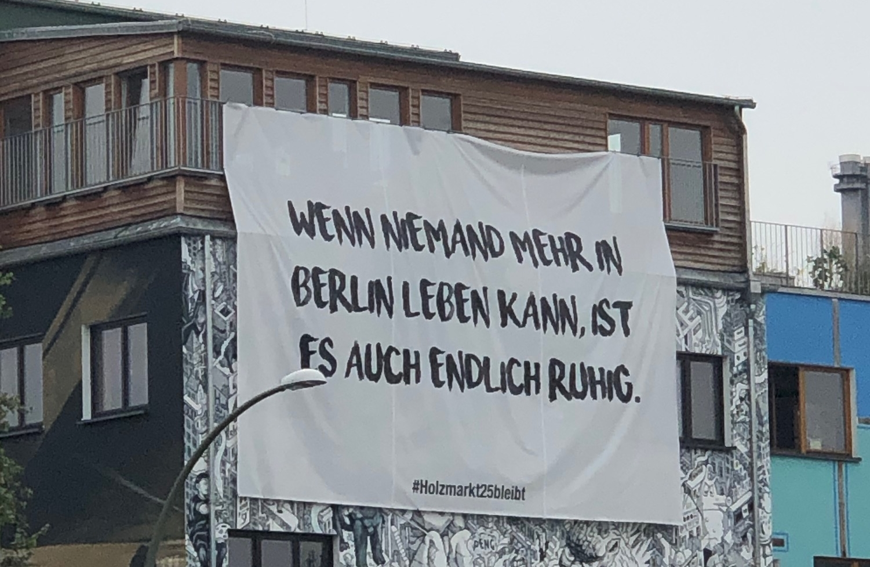 Berlijn: lekker wegblijven