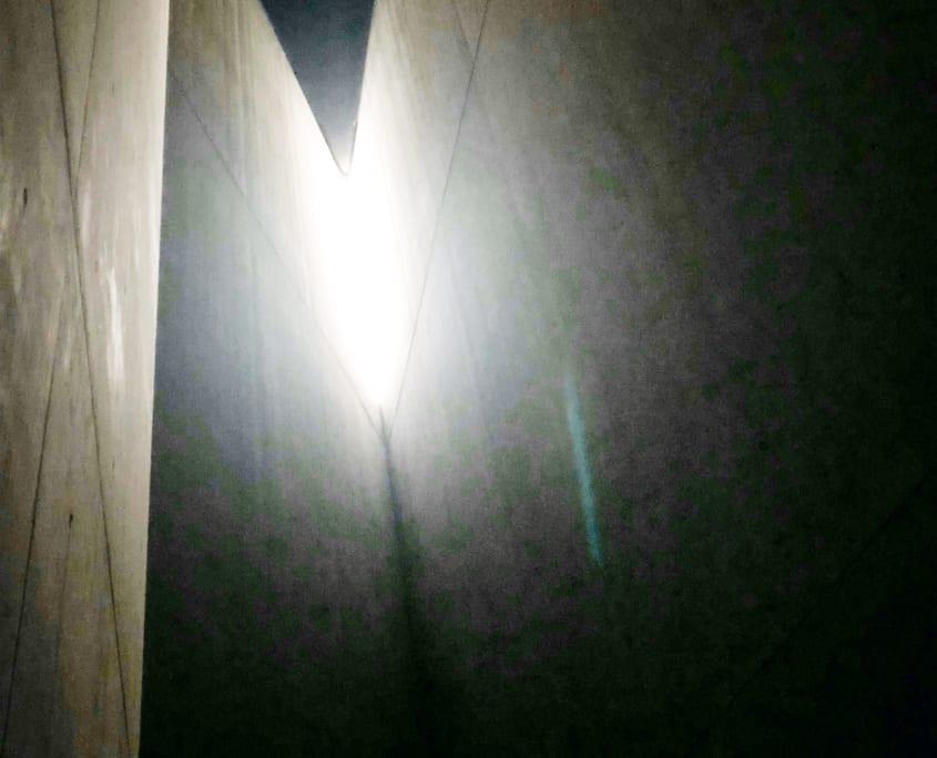 Indrukwekkende architectuur in het Joods Museum