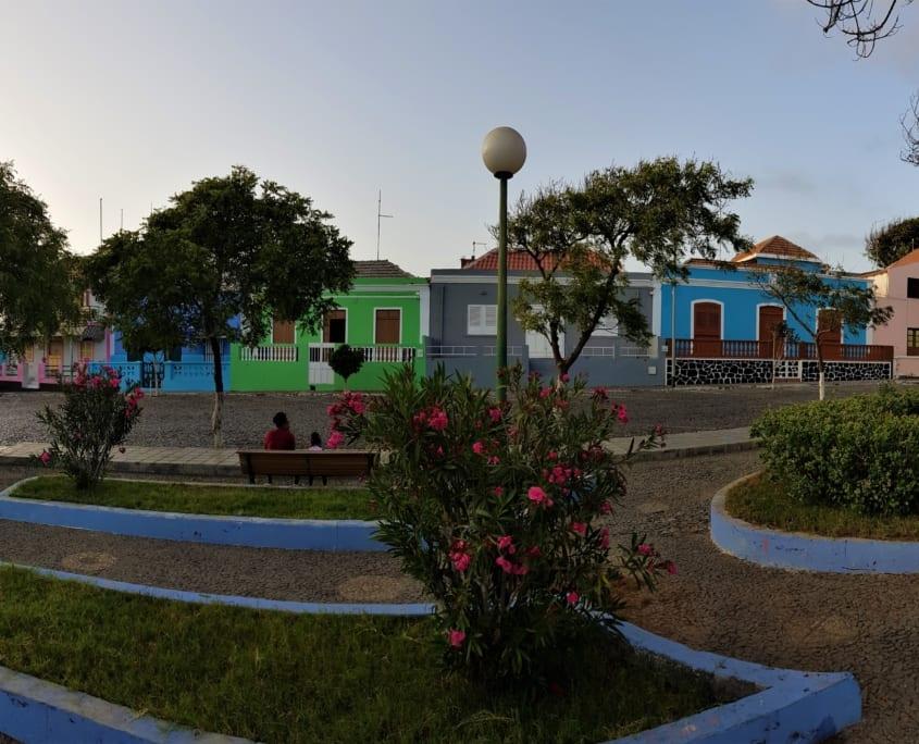 Fogo: kleurrijk São Filipe