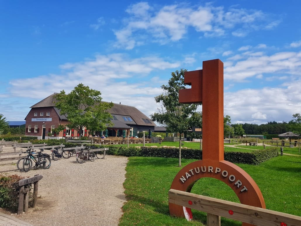 Trappistenroute: Natuurpoort De Roovertsche Leij