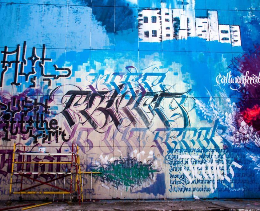 Teufelsberg Streetart