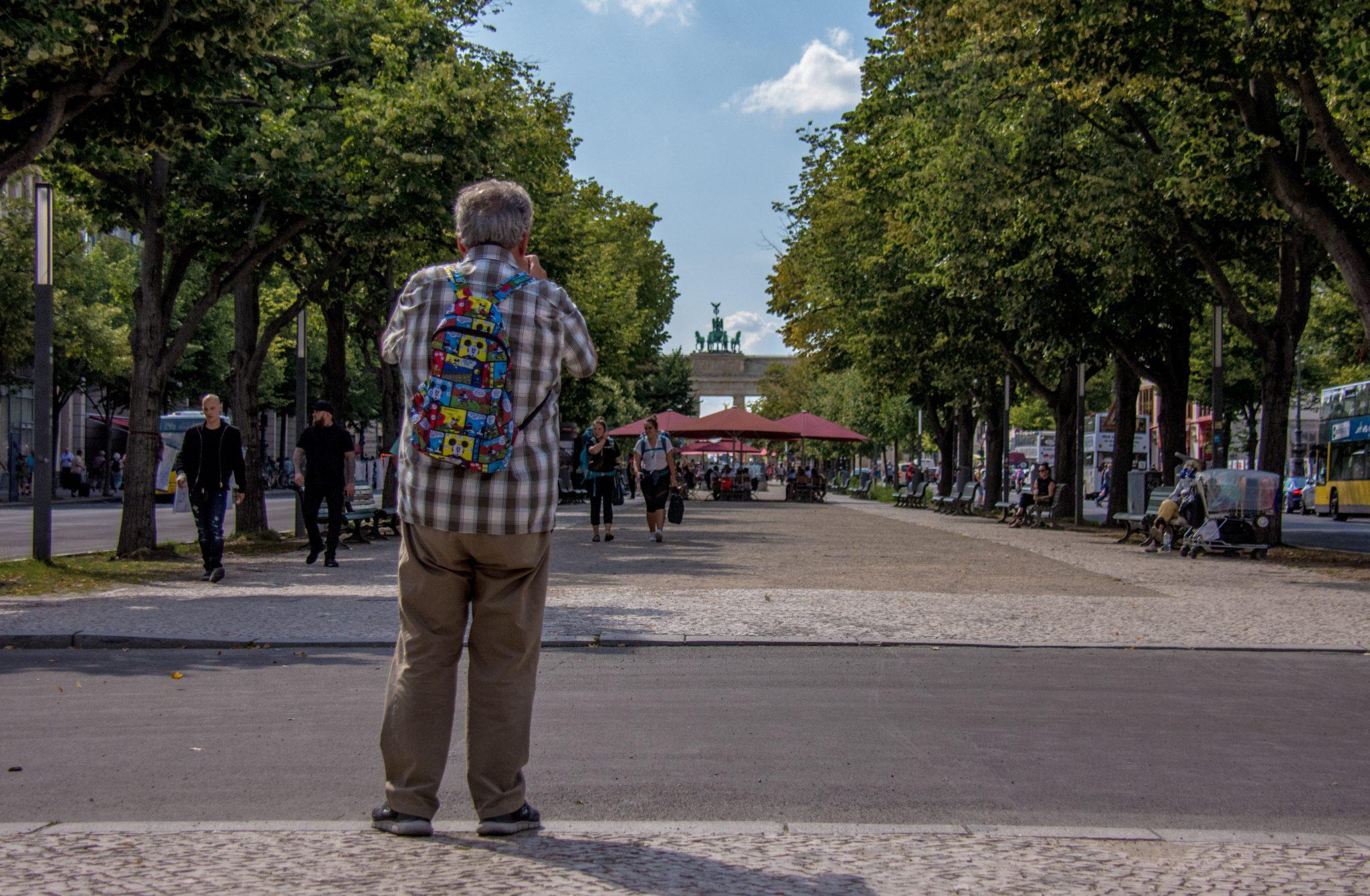 De gesel van Berlijn in beeld