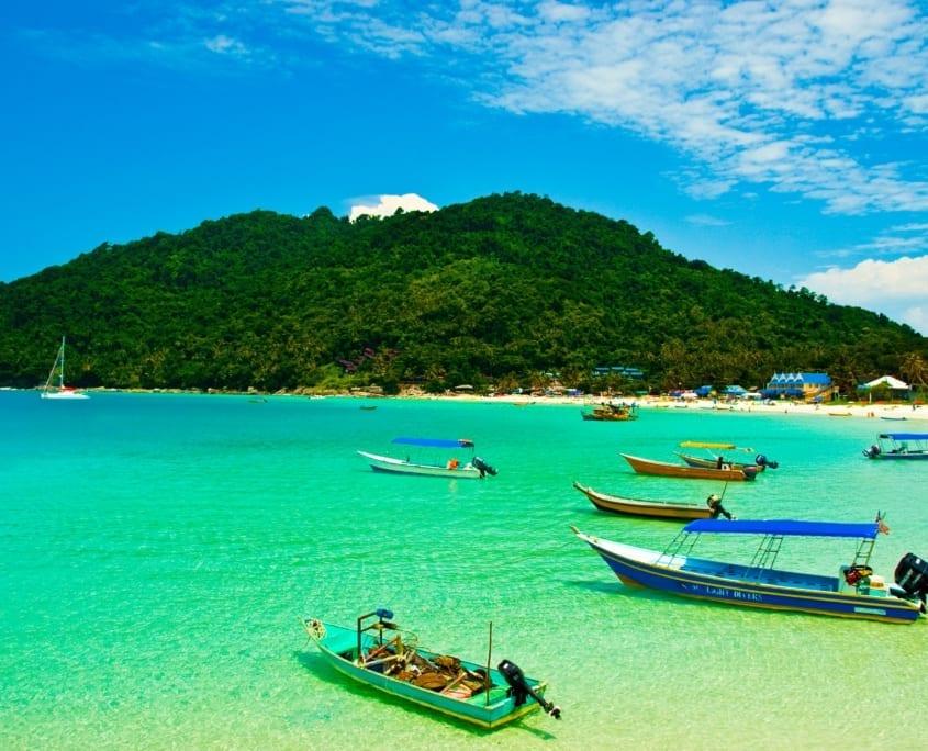 Perhentian Island: de bounty-islands van Maleisië