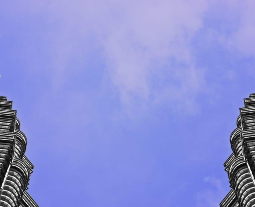 De Petronas Towers: symbool van Kuala Lumpur