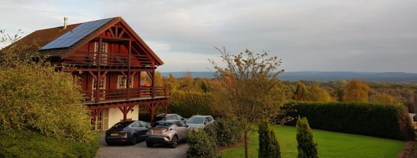 Vakantiehuis in de Ardennen