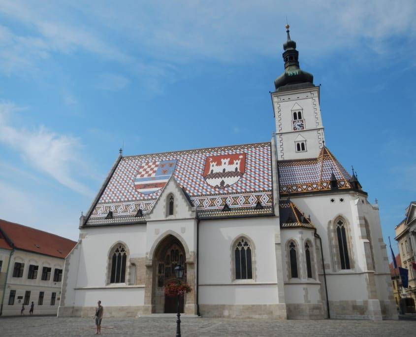 Zagrebse bezienswaardigheid