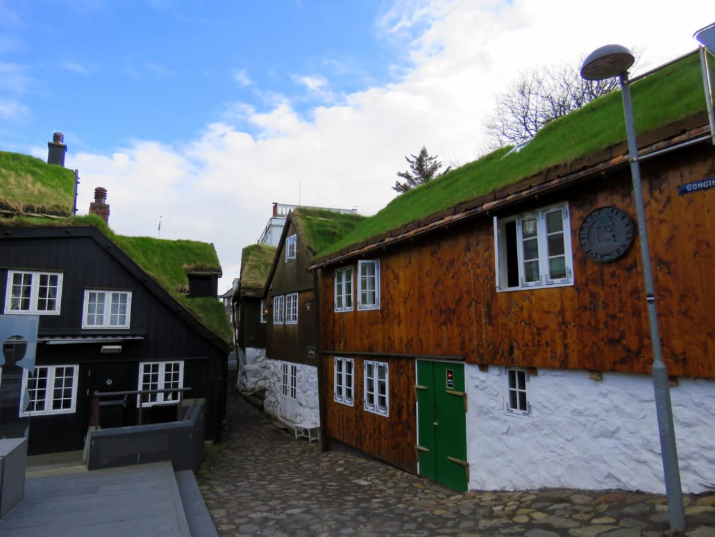 Undir Ryggi in Tórshavn