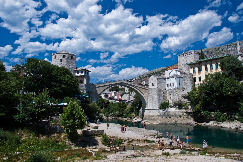 Stari Most: een van de iconen van de burgeroorlog op de Balkan.