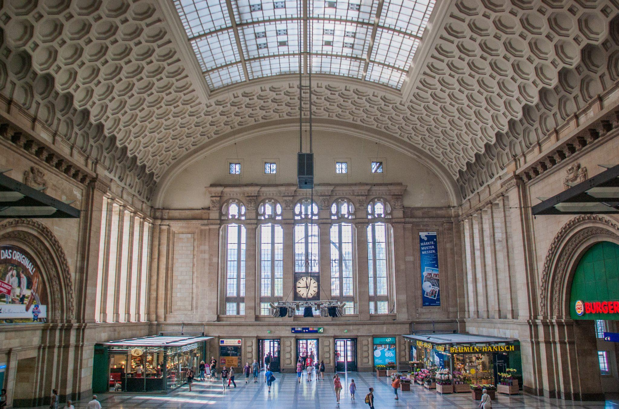 Leipzig Centraal