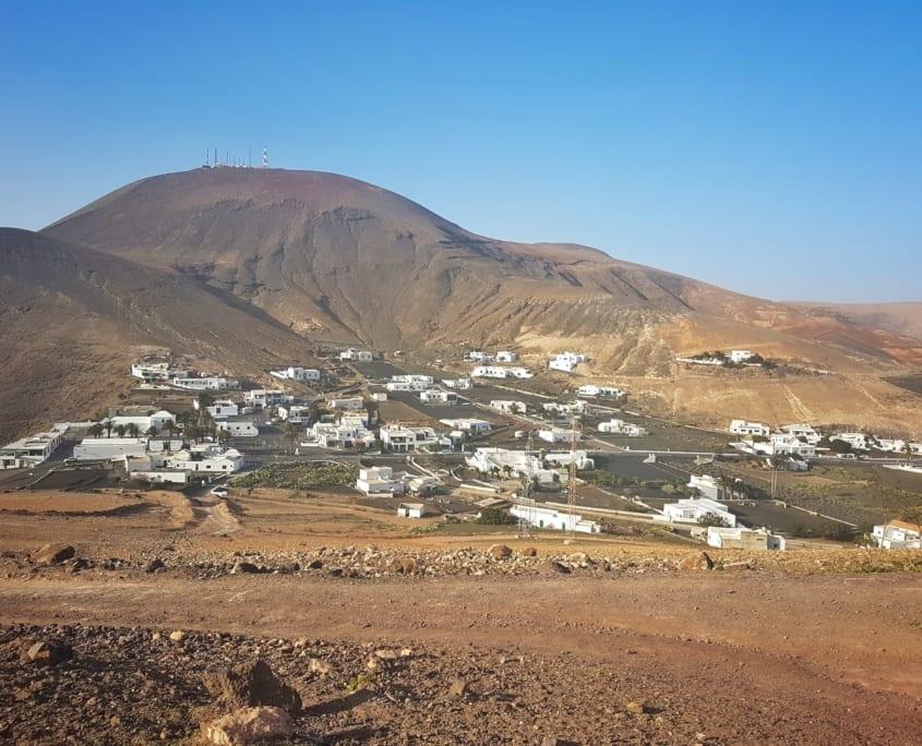 Femés op Lanzarote