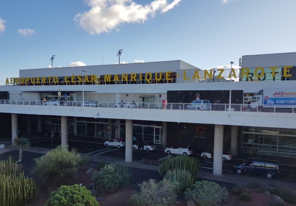 Luchthaven van Lanzarote