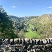 Heerlijke uitzichten vanaf de Monsal Trail
