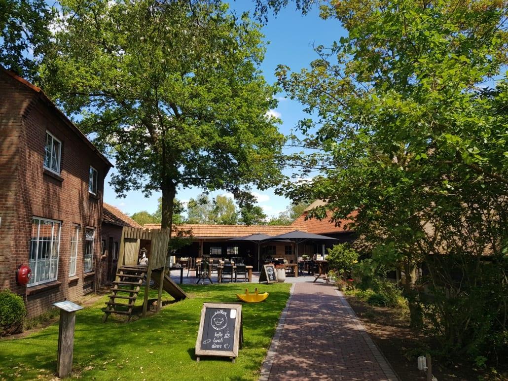 La Trappe café De Gerrithoeve