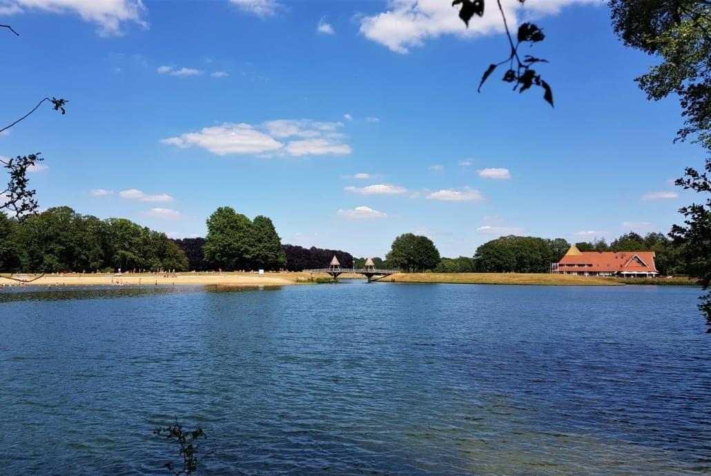 Het Hulsbeek bij Oldenzaal