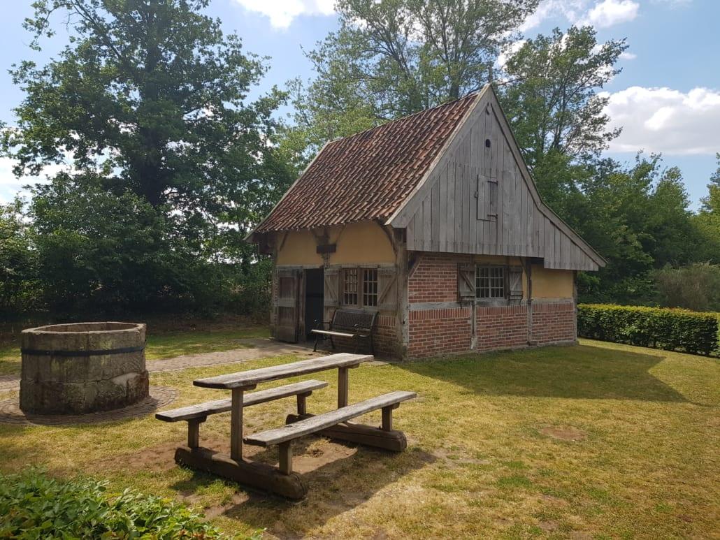 Klöpkeshoes Berghum in Noordoost-Twente