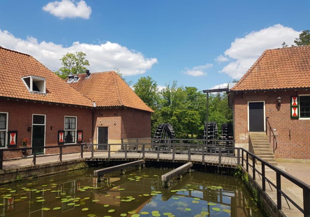Watermolen Singraven in Noordoost-Twente
