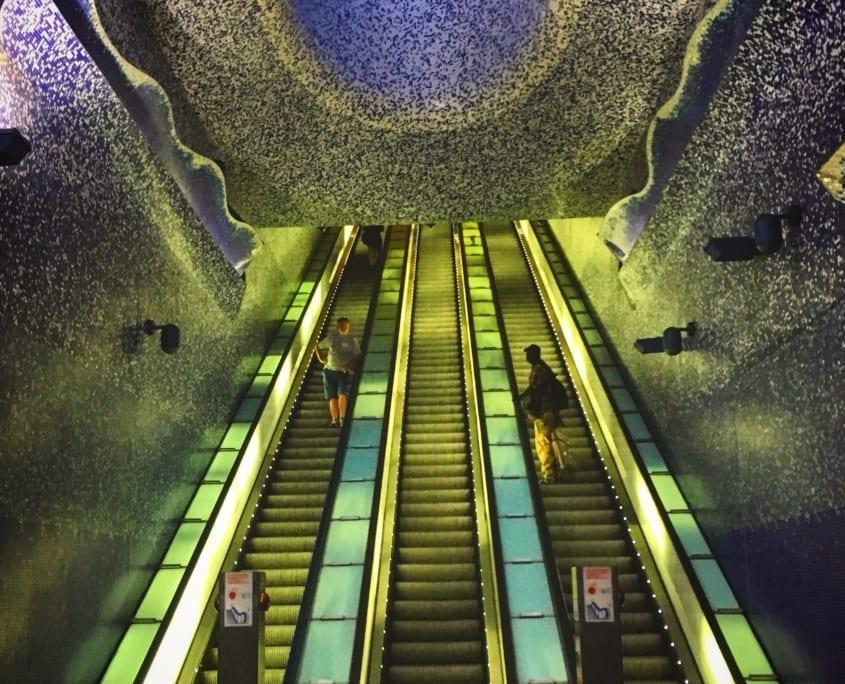 Metrohalte Toledo