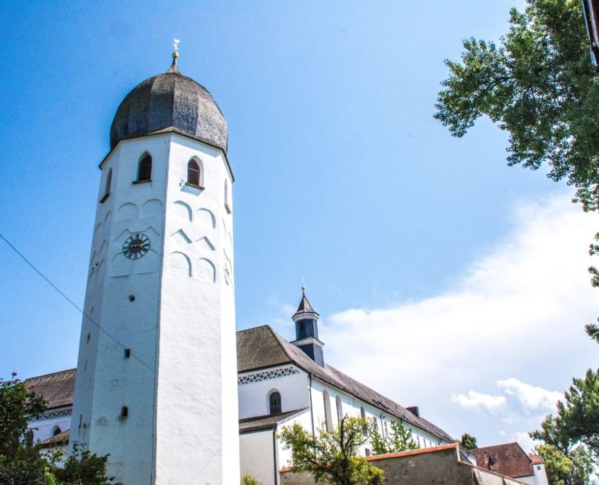 Het Kloster Frauenchiemsee