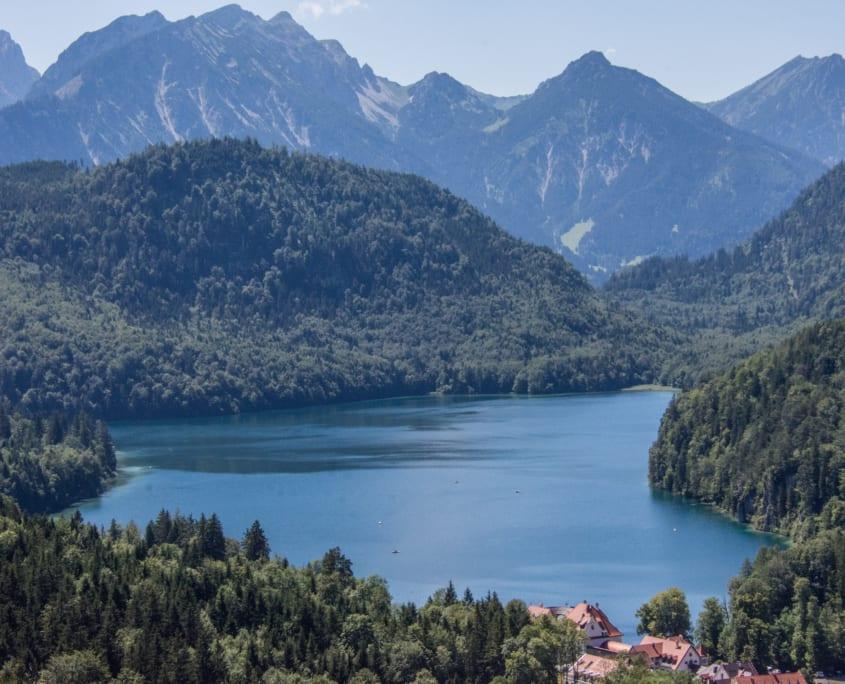 Beieren: zon, zee en bergen