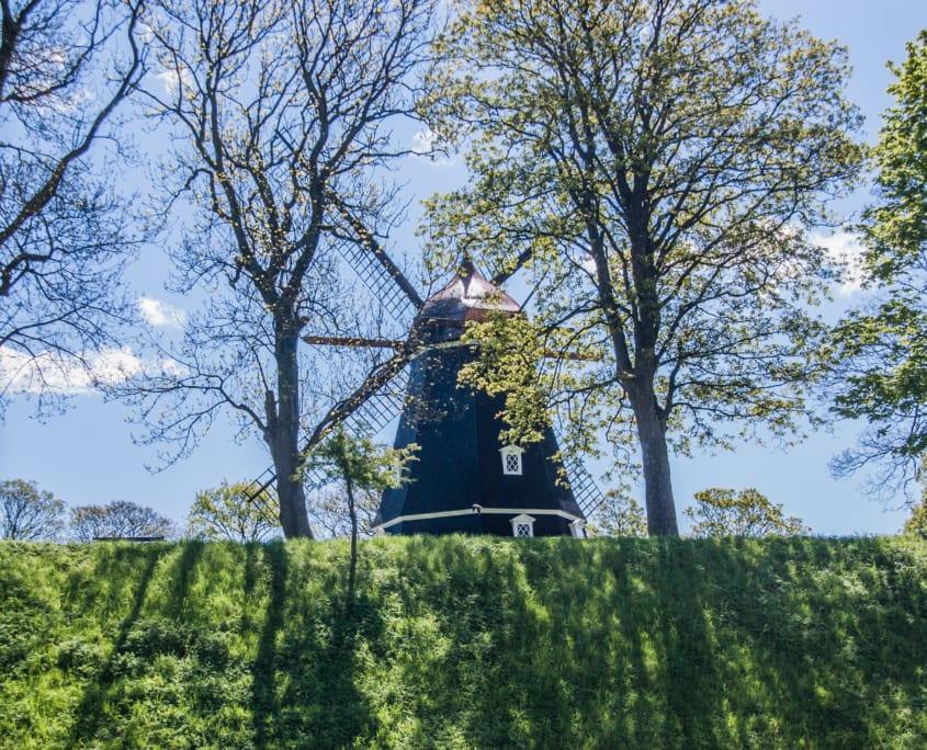 Hollandse taferelen in Kastellet