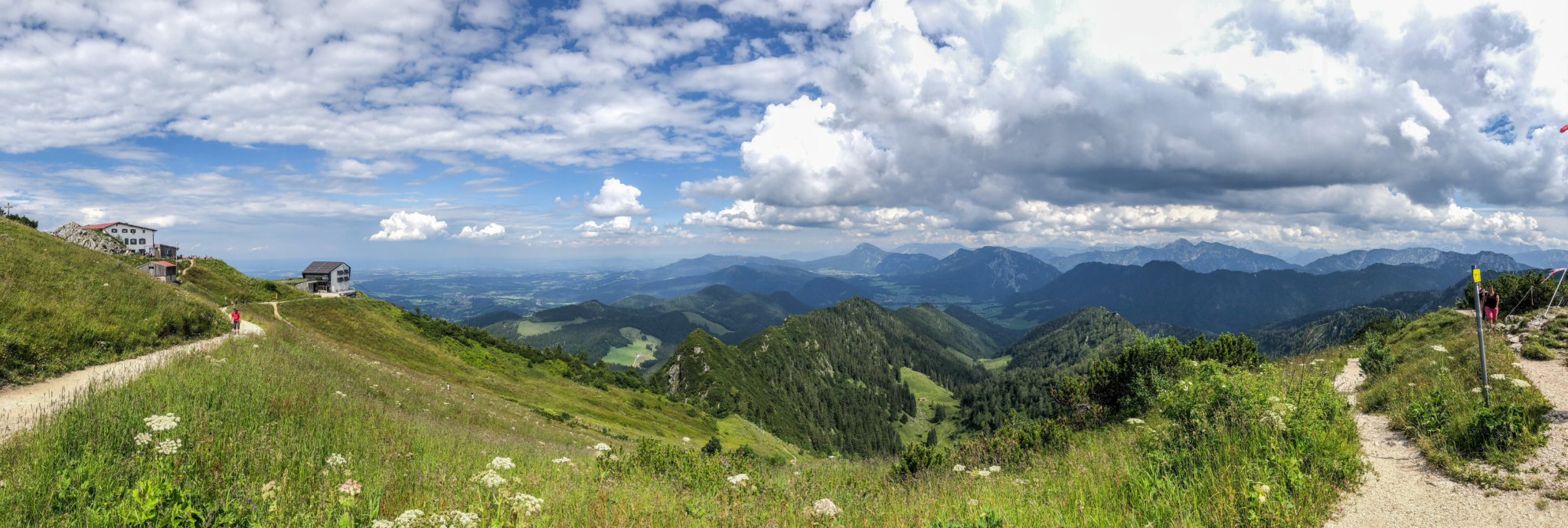 De Beierse Alpen aan je voeten