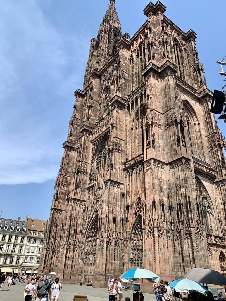 Kathedraal van Strasbourg