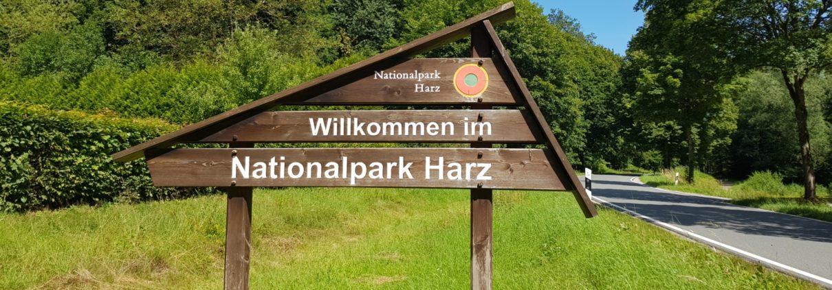 Wilkommen in de Harz