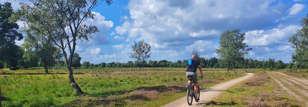 Fietstocht door Zuidoost-Twente en de achterhoek