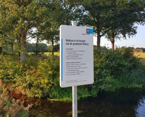 Wandelen rondom Tilburg