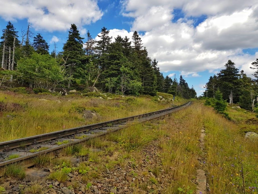 Toch restanten van het IJzeren Gordijn in de Harz?