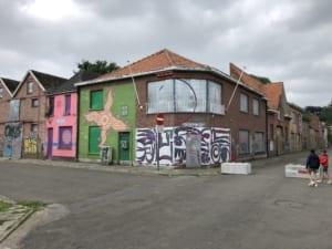 Huizen in Doel