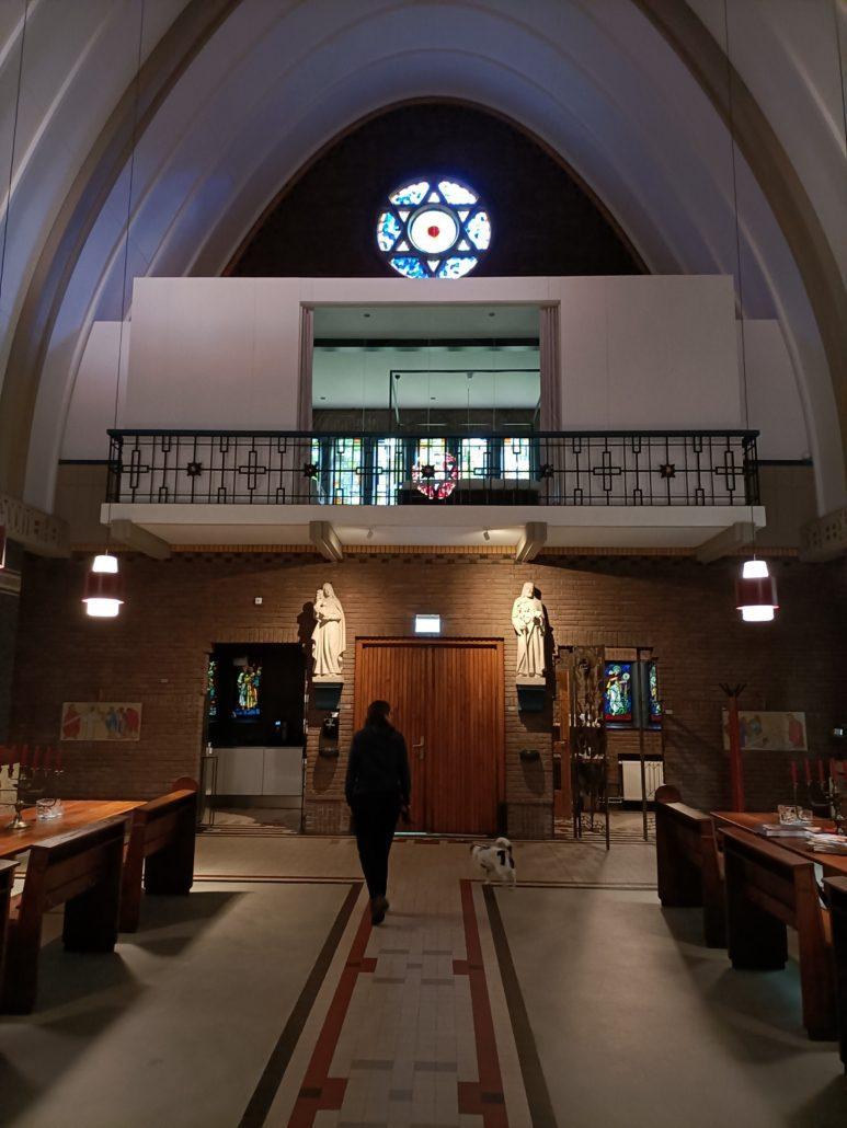 Ontbijtzaal BenB De Kerk Doorwerth